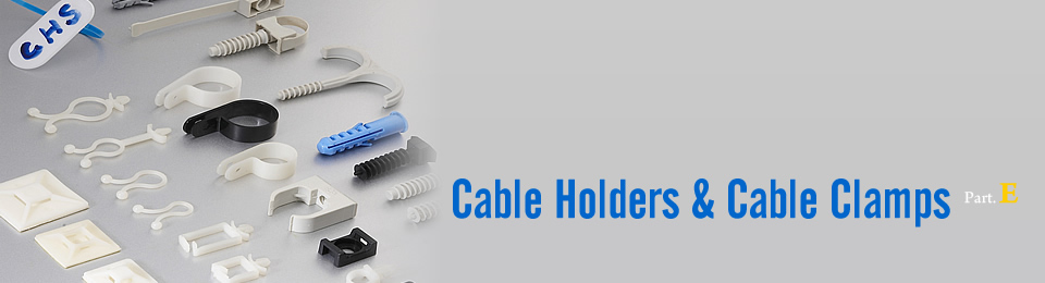 Cable Holders & Cable Clamps
